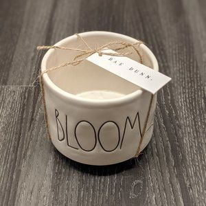 Rae Dunn BLOOM Pot
